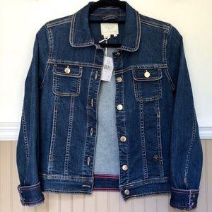 KATE SPADE Broome Street Jean Jacket